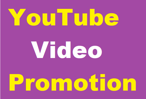 Video Promotion Via worldwide Users