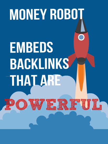 Money Robot Embeds and Backlinks for Youtube Videos seo