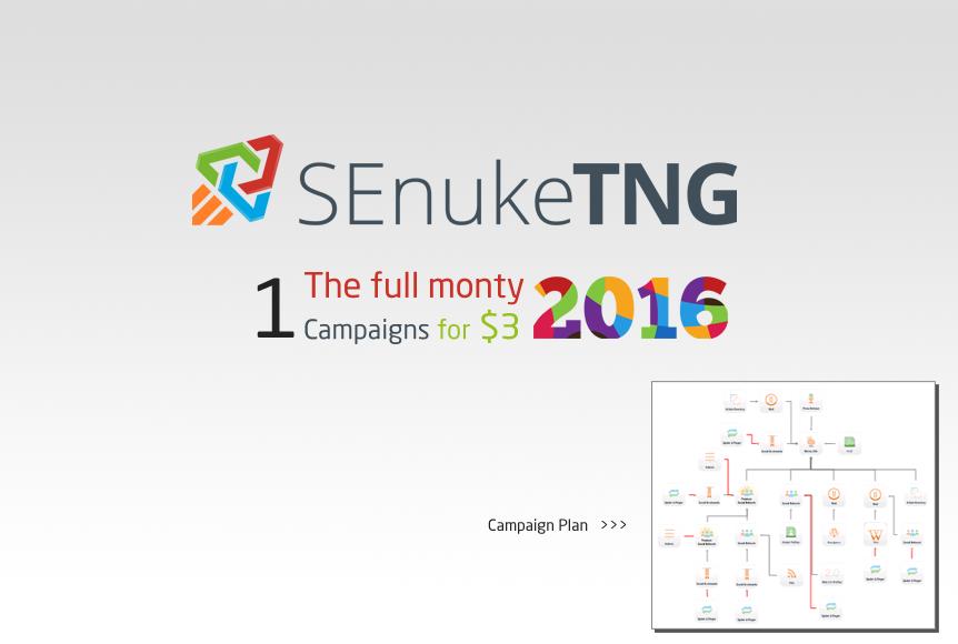 SEnuke TNG The full monty 2016