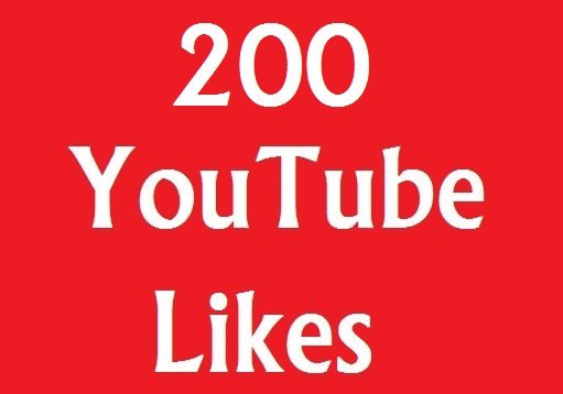 Instant 200+ Real YouTube video likes very fast