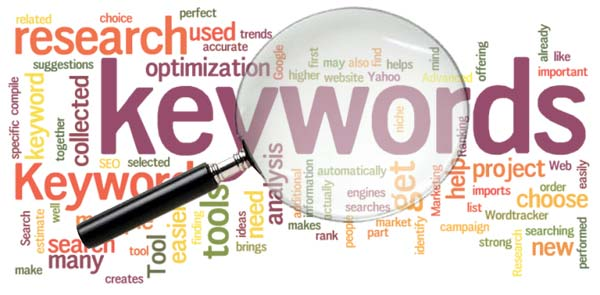 i will give you a Report for the Ranking of Your Keywords on Google/Bing/Yahoo