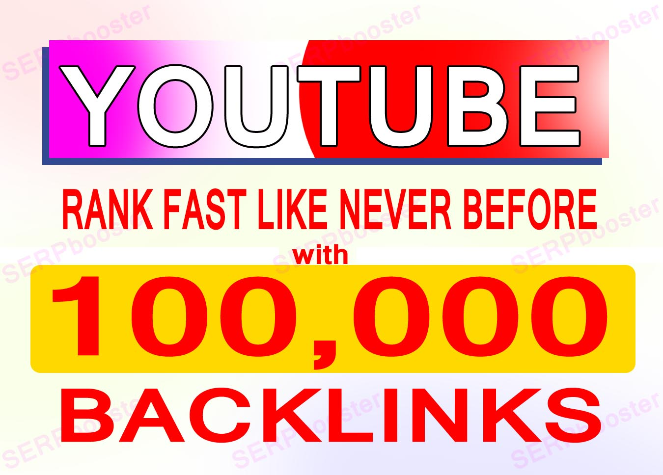 Sky Rocket Your Video Ranking With 100,000 SEO Backlinks