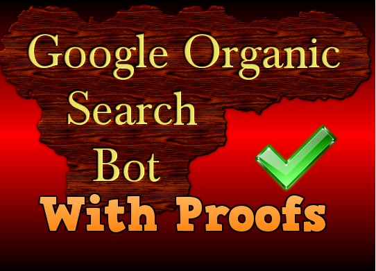 The Traffic Bot For Organic Search Traffic to Increase CTR Keyword Rank and Lower Bounce Rates
