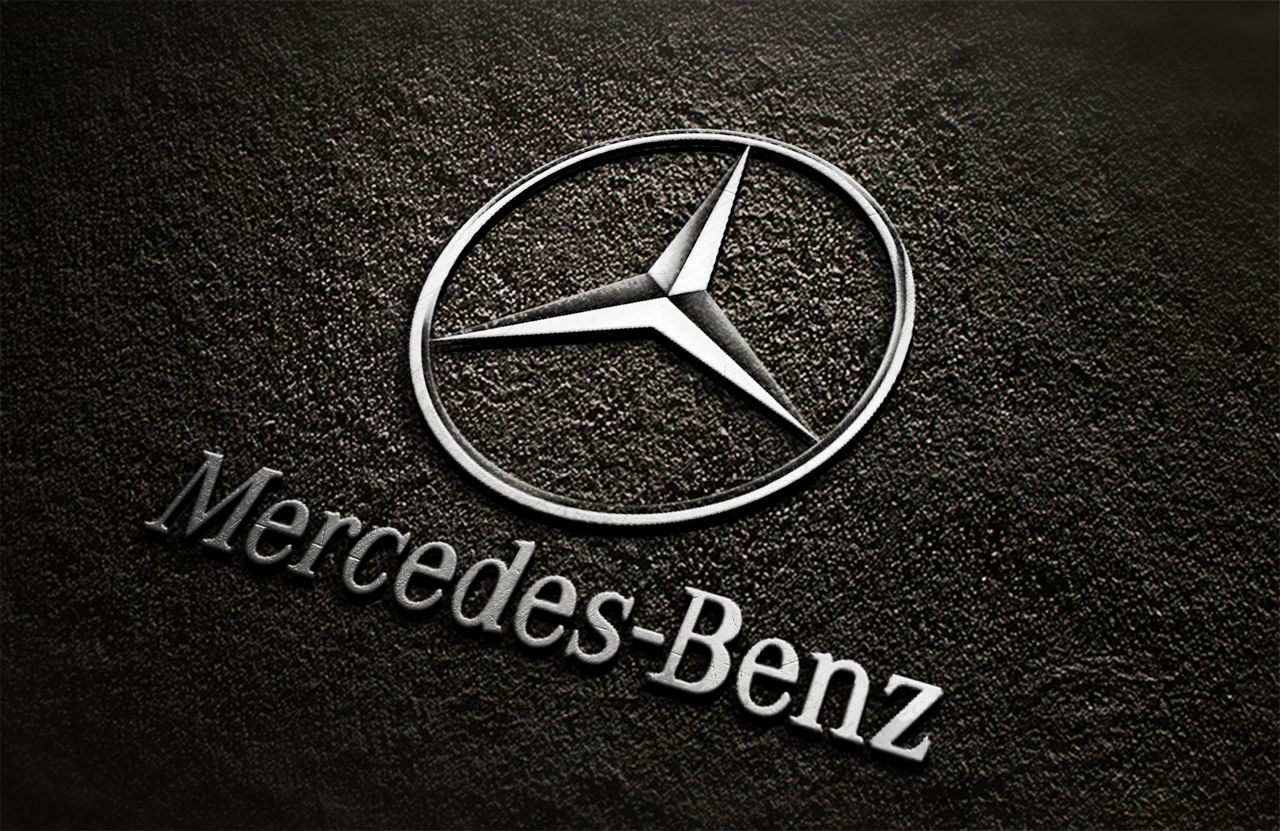 mercedes benz amg logo wallpaper hd