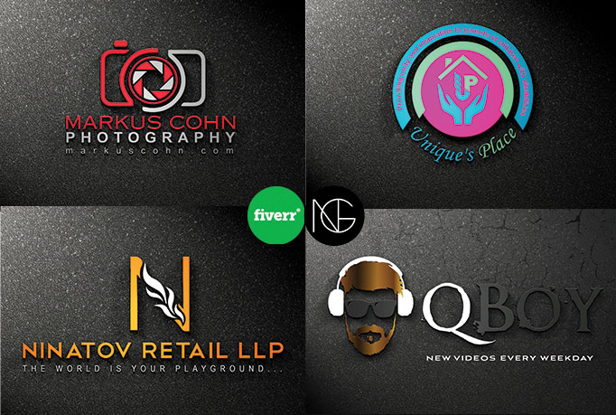 I will design a logo  for you