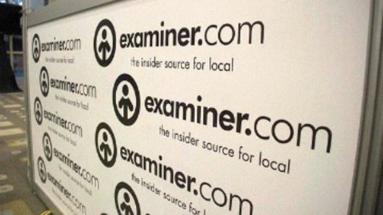 I will write and post an article on Examiner. com