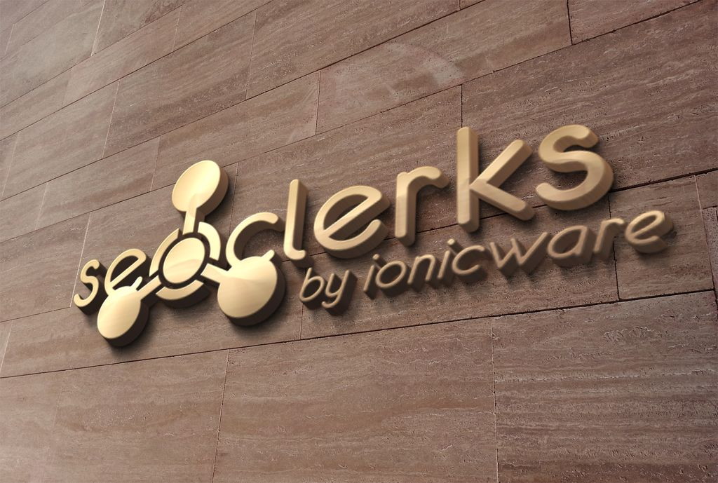 fast convert your text or logo into 3D MockUp Wood design