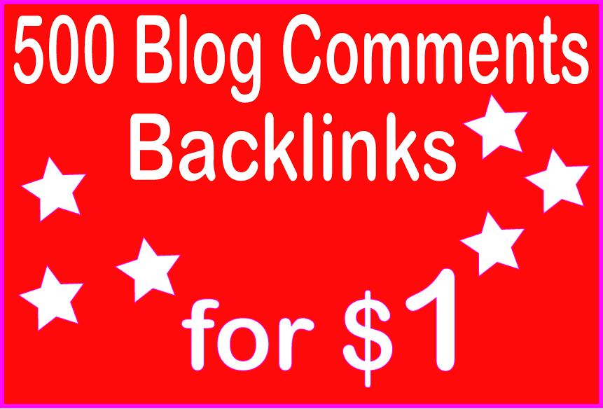 add You HQ PR 500 Blog Backlinks