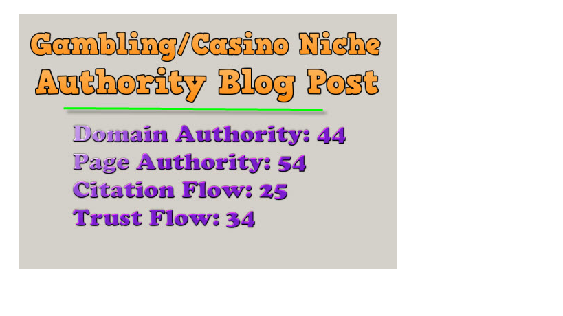 guest blog on high pa da Gambling and Casino blog da 32