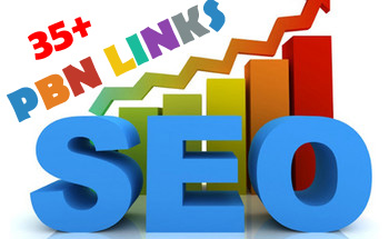 Create 35+ PBN with Blog Posts for Top 5 Rangkings Boost