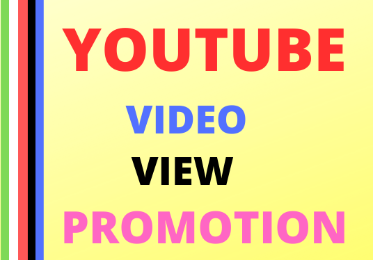 Unlimited HQ YouTube Promotions Social Marketing Fast Completed