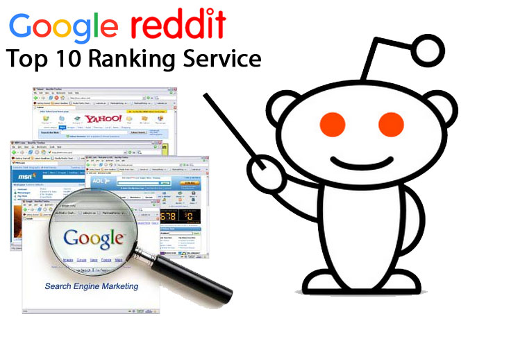 Rank Your Video on First Page of Google with Reddit in 5 Minutes Guaranteed Top 10 Results