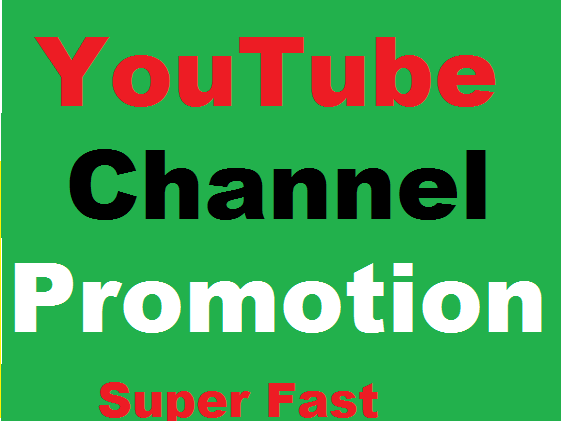 High Quality Channel Promotion Fully Safe