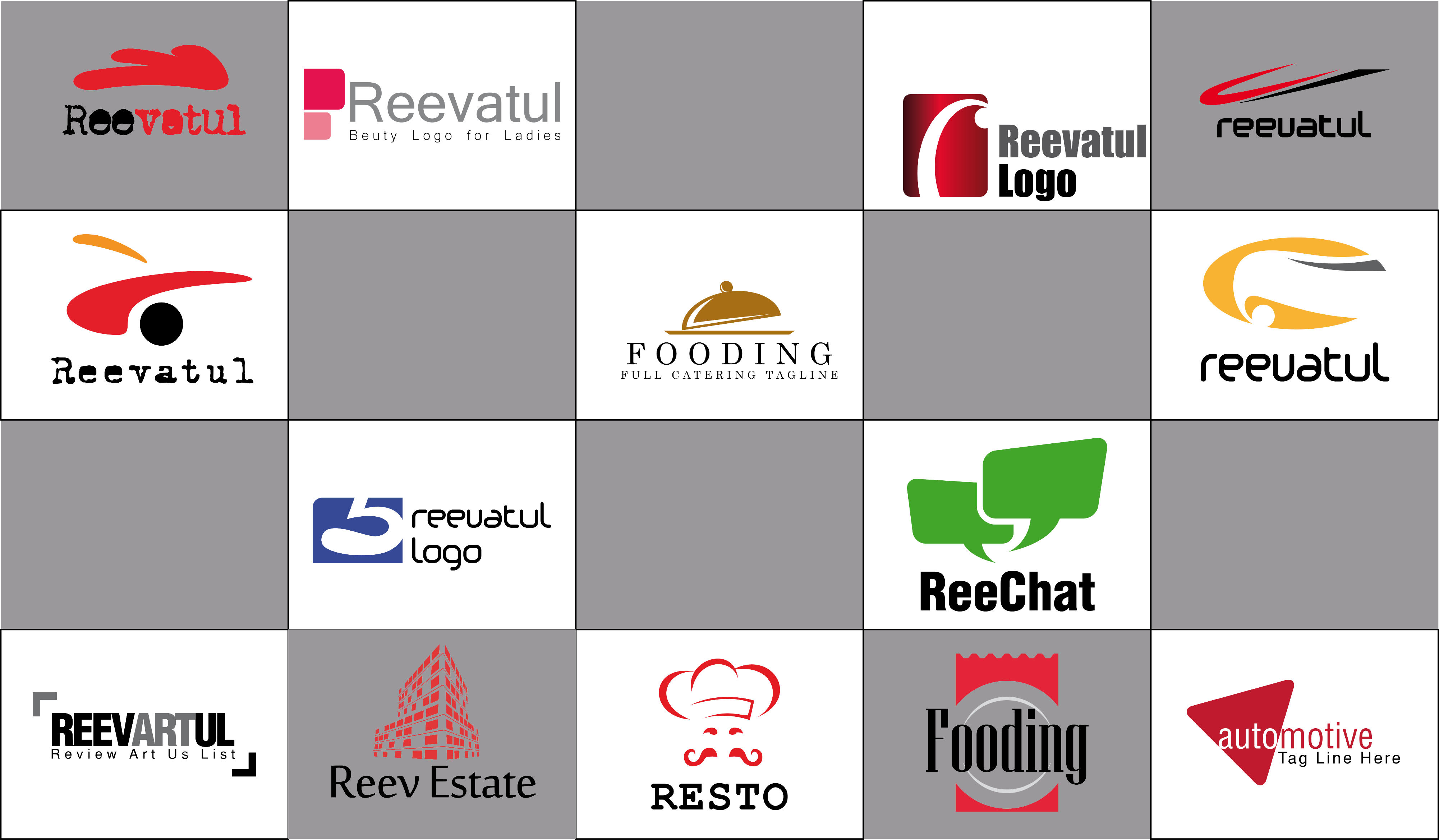 I will create design awesome logo
