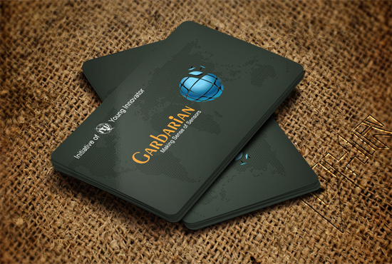 I will Design TWO professional Business Card