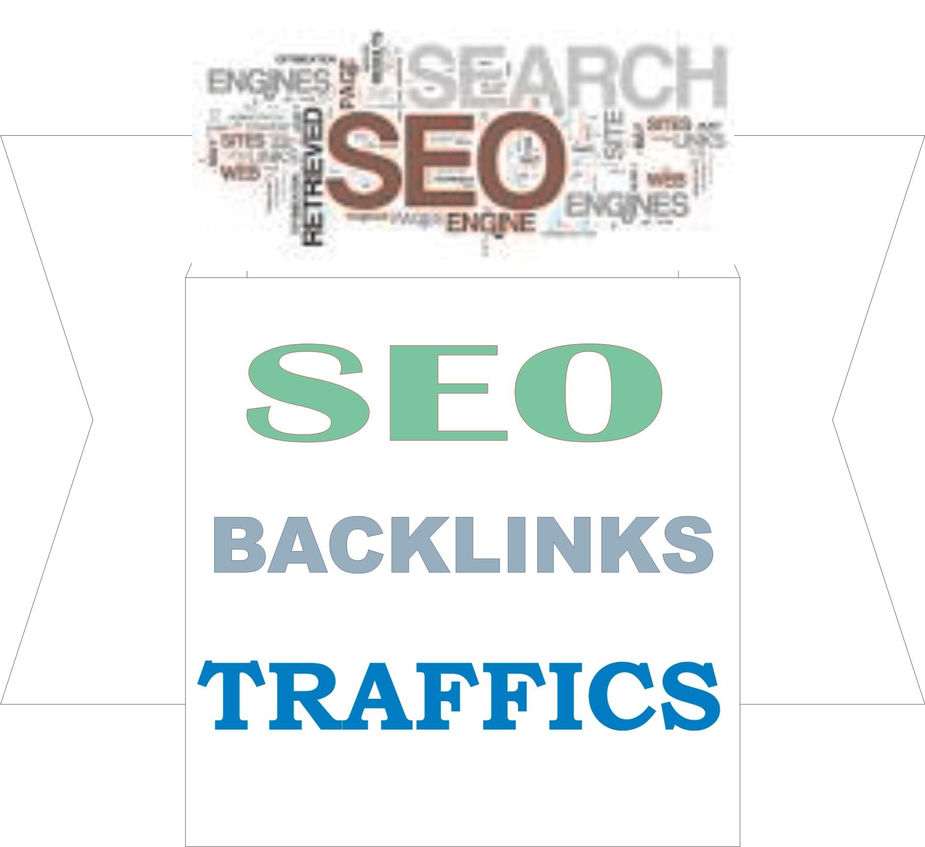 Get 2500 high PR rating backlinks for websites,  blog,  etc.