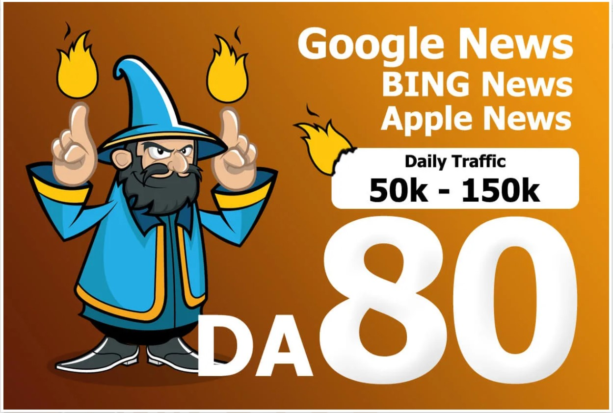 Guest Post On My Google News Approved DA 80 Magazine Blog With Dofollow Link
