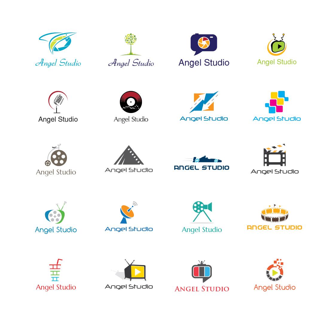 Unlimited revisions logo design service