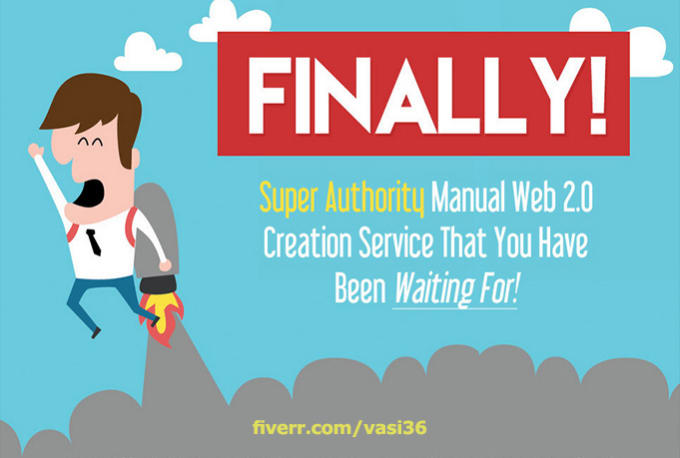 Boost your SERPs with 10 Super Authority Web 2.0 Properties