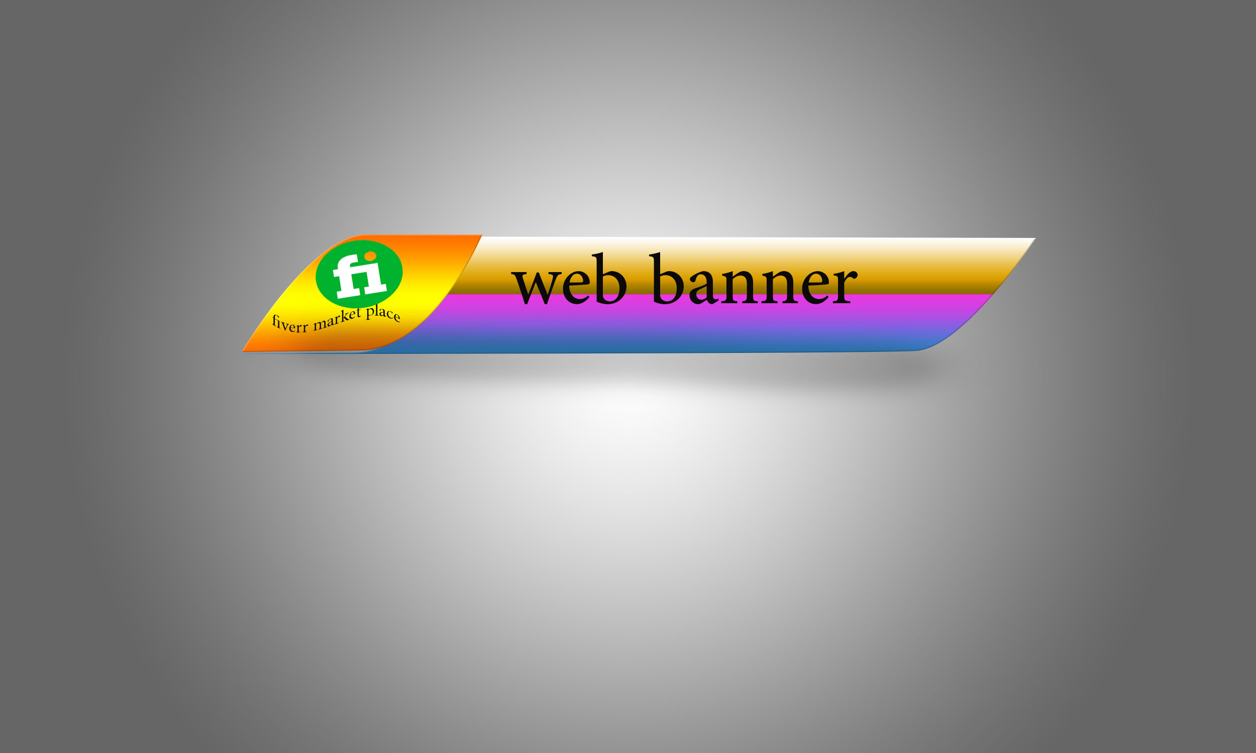 build an AWESOMEweb banners for your website or business