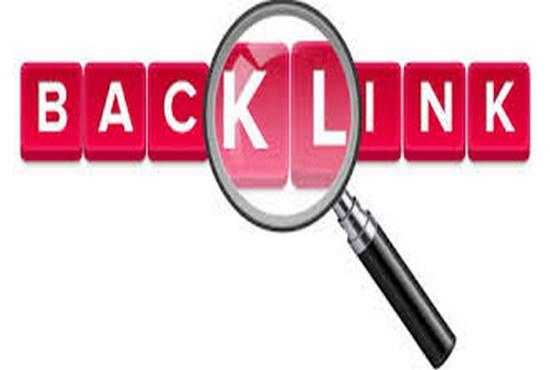 create 43, highPR, backlinkS for you
