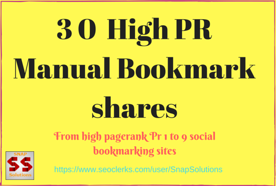 Provide 30 Social Shares For Your Website URL