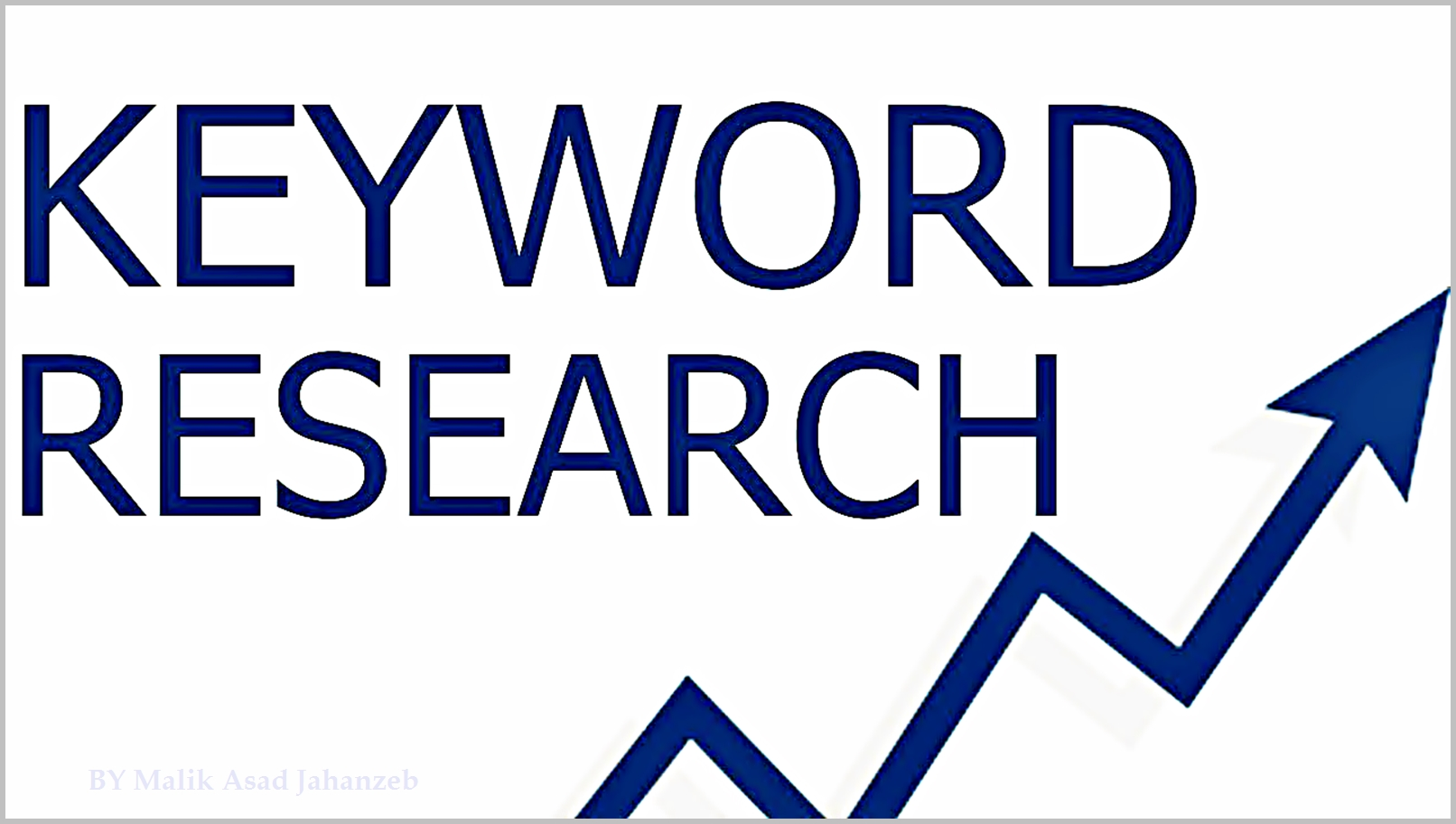 Do Keyword Research and Competitor Research according to your Niche