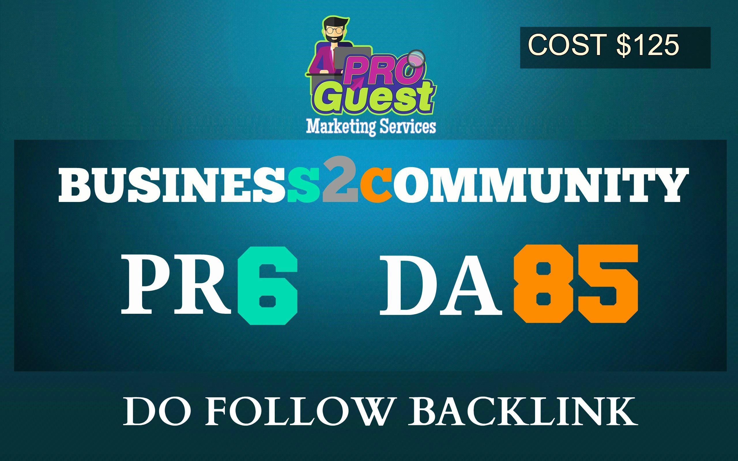 Write and Publish a Guest Post on Business2community.com