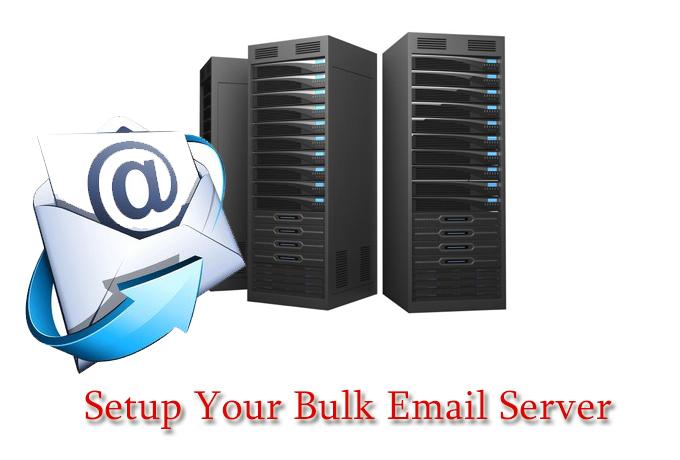 Install Bulk Email Server for $45 - SEOClerks