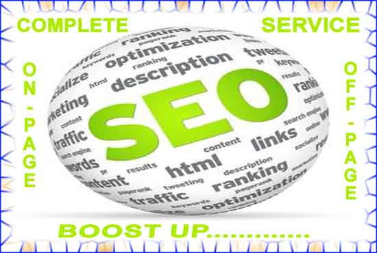 Dynamic & Organic SEO Service to Rocket your Site