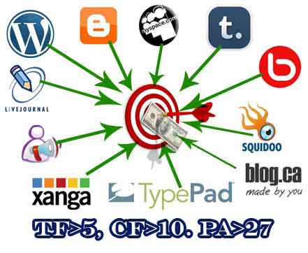 Get Web 2.0 PBN guest post with TF upto 20 discount rate
