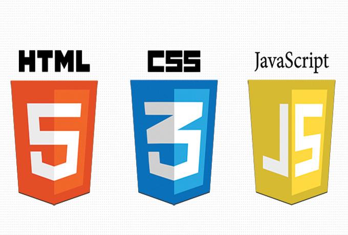 I develop responsive html website