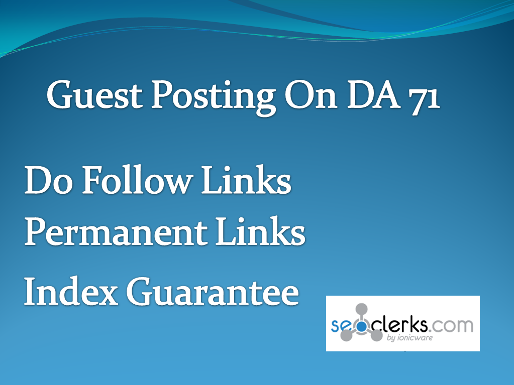 Get Permanent Dofollow Link From Government Education website