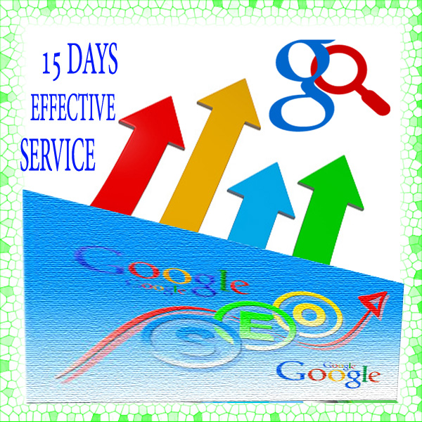 To boost up your online commerce,  I offer you 15 Days high quality & Organic SEO Services.