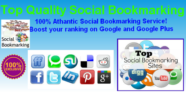 manually submit your site to 25 High DA Bookmarking sites