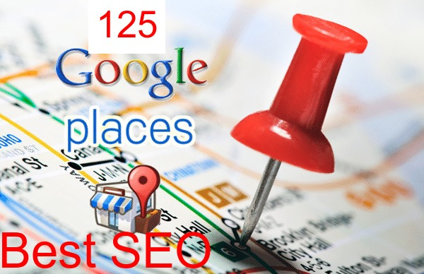 Create 125 google map citations for local SEO