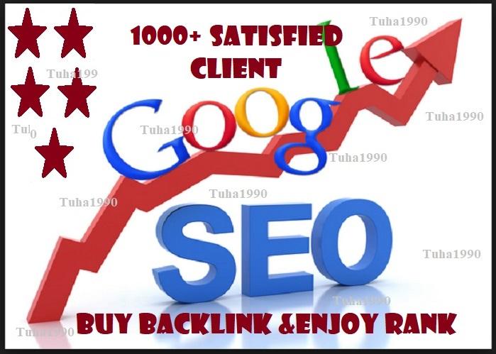 I will create 150 Best quality google prefered do-follow backlink