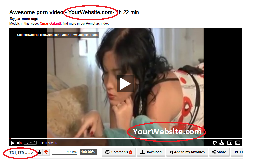 Upload amateur voyeur video