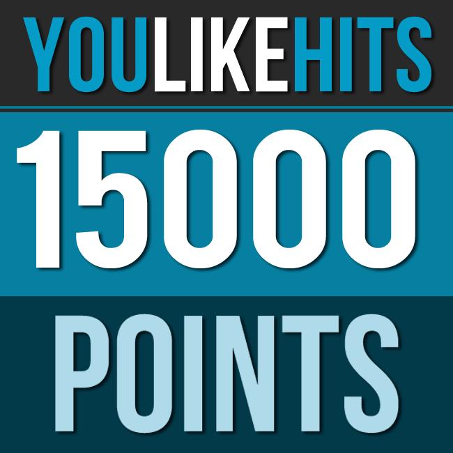 YouLikeHits Accounts 15000