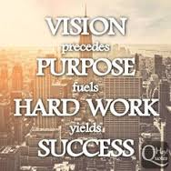 VISION PROPEL PURPOSE