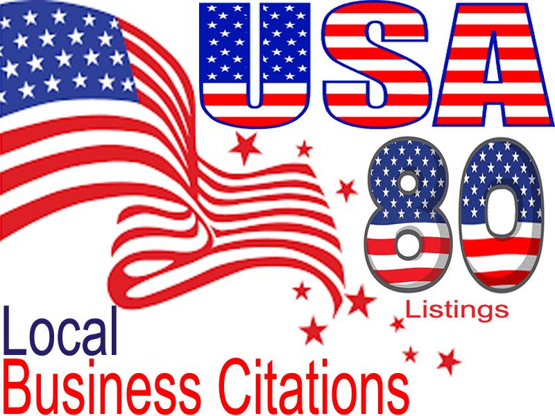Do 80 Live USA best quality local citations