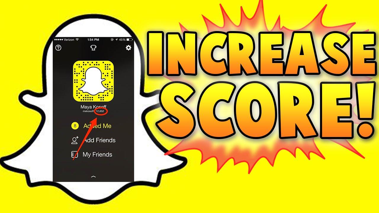 Provide you 4000+ Snapchat Score