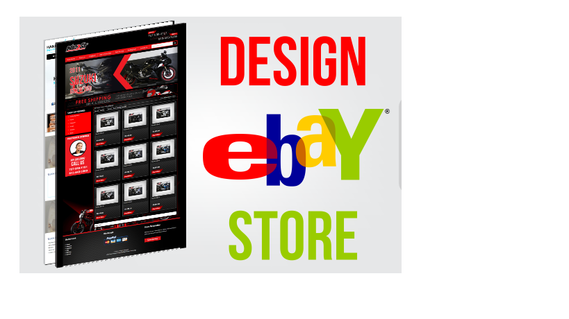 Create Amazing EBay Store Template For SEOClerks - Create ebay store template