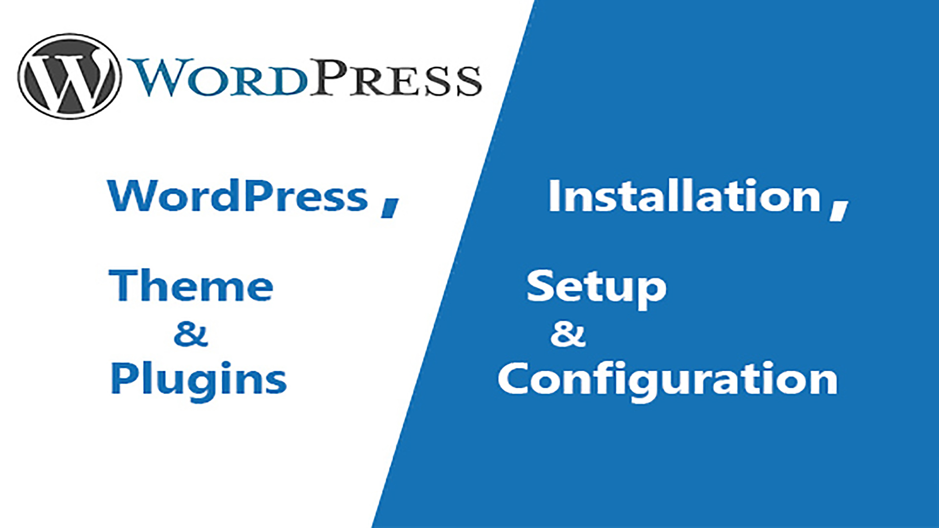 I can install and setup your wordpress website and theme