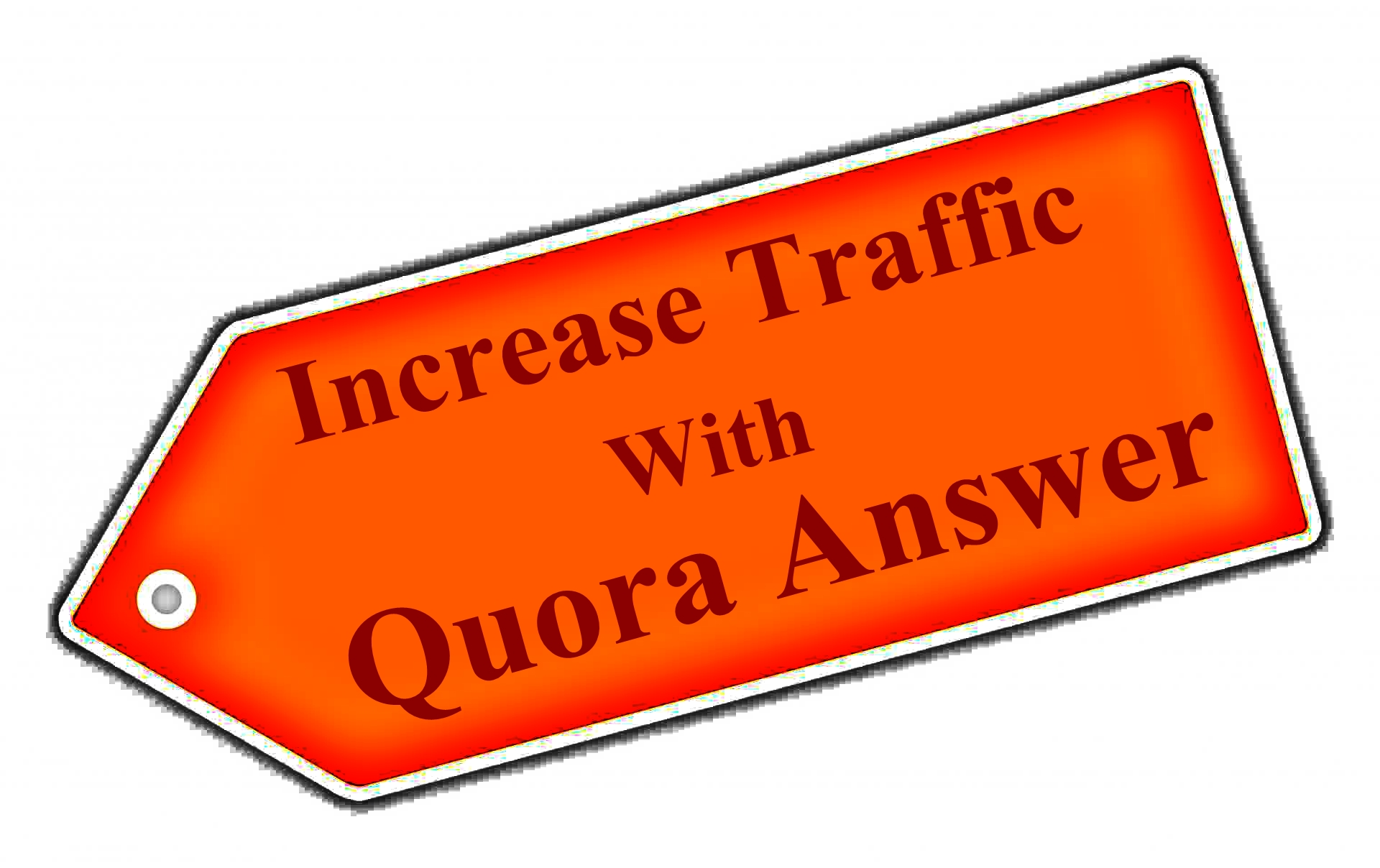 promote your website with 10 Quora answers