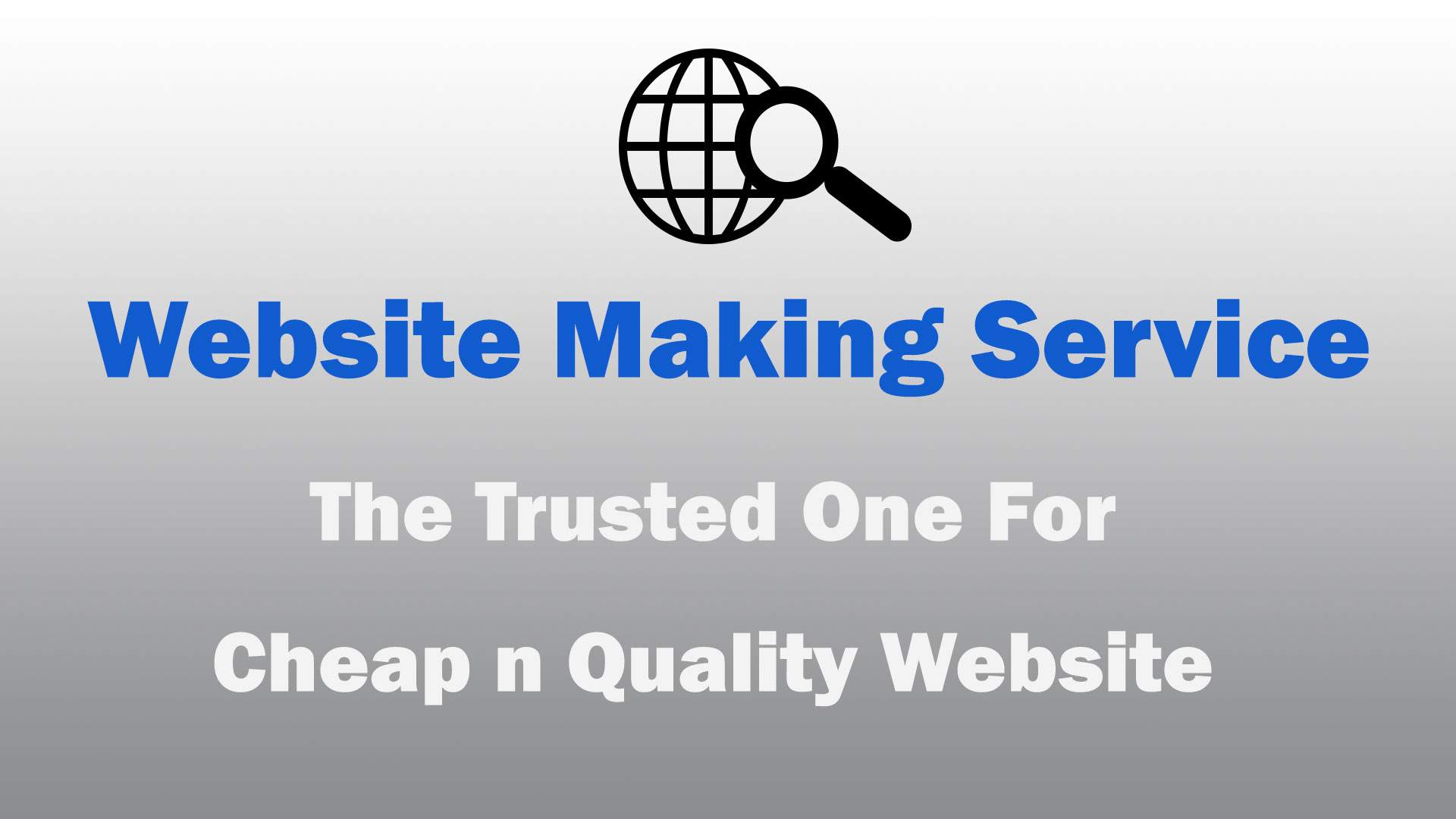 I will setup your website in low price