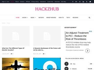 HackzHub Blog