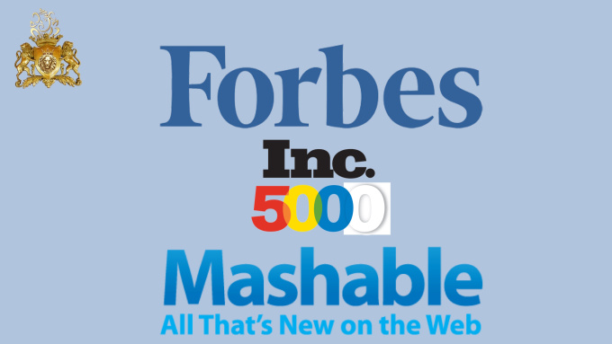guest post on Forbes Mashable Inc