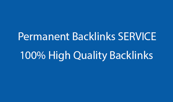 I can Give you 30+ dofollow permanent backlinks from PR9-8