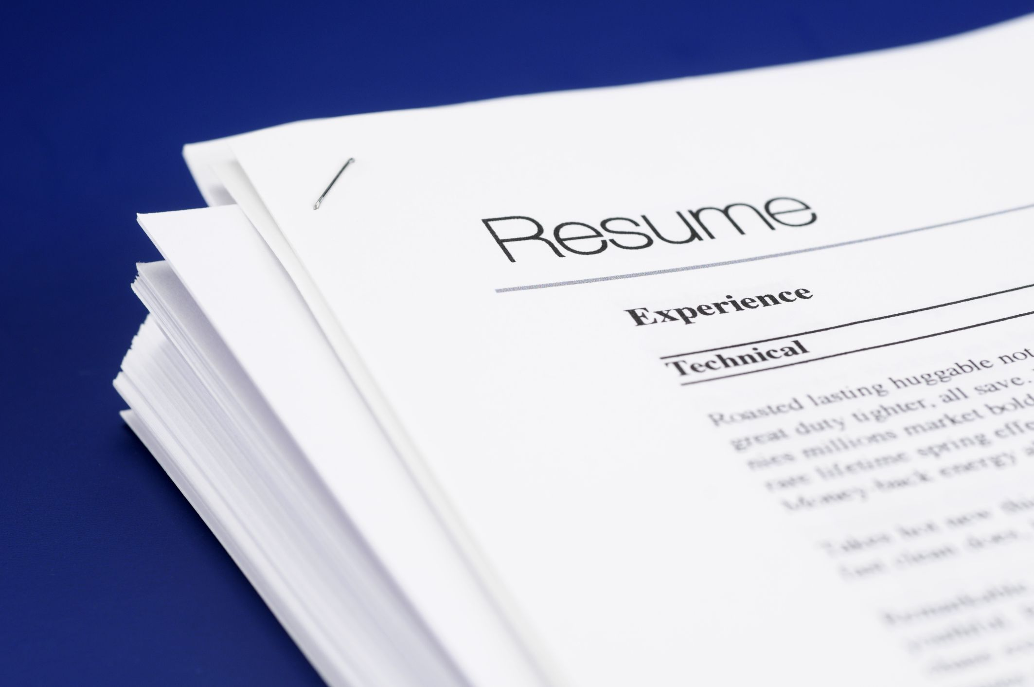 I write, rewrite and design Resume,  CV and cover letter perfectly Resume Writer
